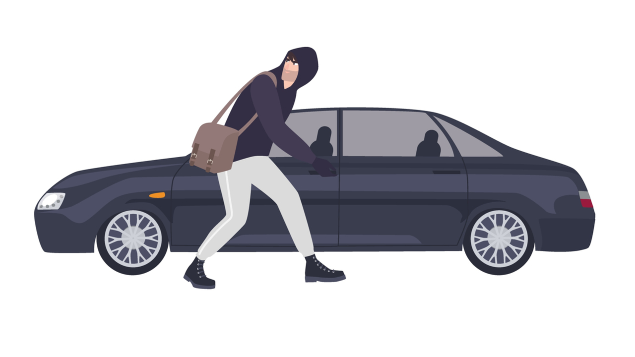 Does auto insurance cover car theft? | Coverage.com